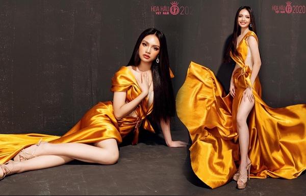 Xuất hiện thí sinh giống hệt Hương Giang tại hoa hậu Việt Nam 2020 - 1