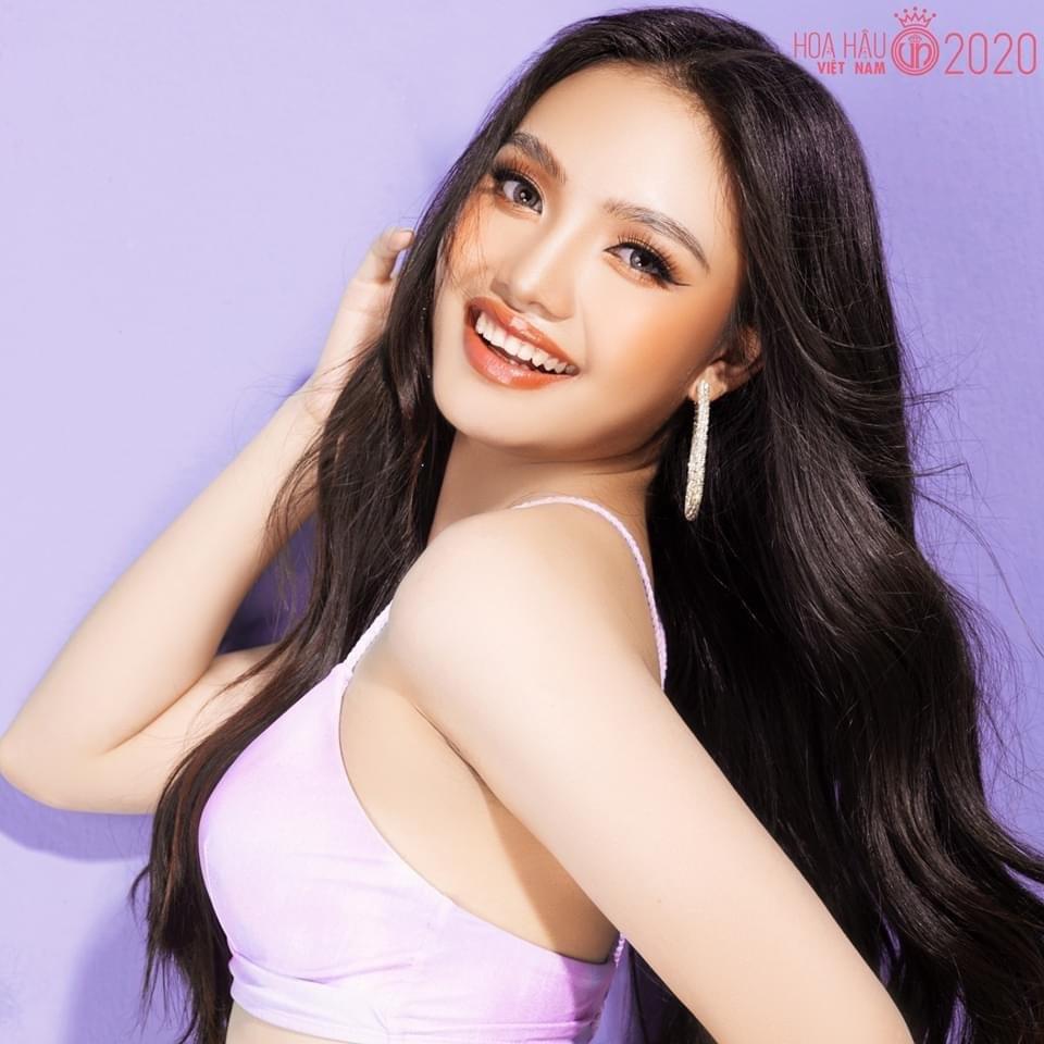 Xuất hiện thí sinh giống hệt Hương Giang tại hoa hậu Việt Nam 2020 - 5
