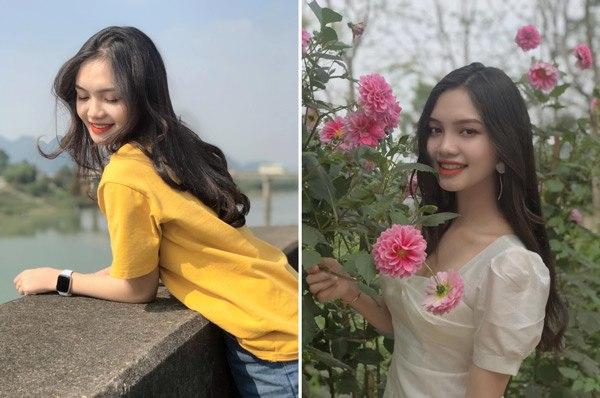 Xuất hiện thí sinh giống hệt Hương Giang tại hoa hậu Việt Nam 2020 - 9