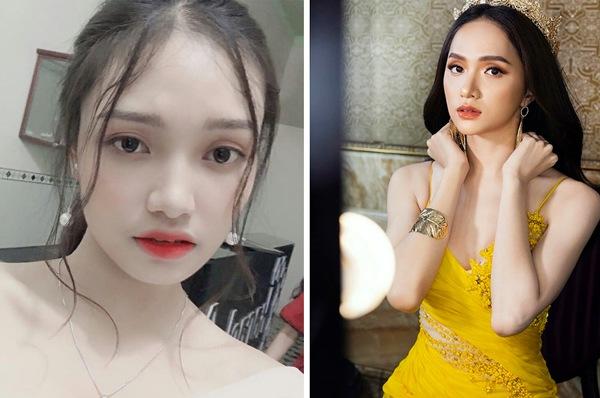 Xuất hiện thí sinh giống hệt Hương Giang tại hoa hậu Việt Nam 2020 - 7