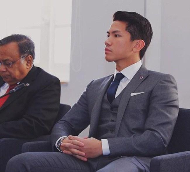 Hoàng tử điển trai tìm vợ khiến dân mạng Việt Nam xôn xao giàu cỡ nào? - 1