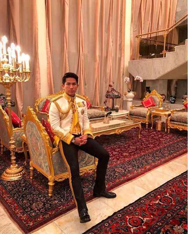 Hoàng tử điển trai tìm vợ khiến dân mạng Việt Nam xôn xao giàu cỡ nào? - 3