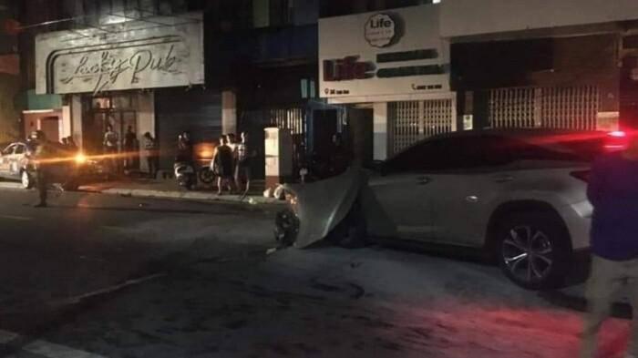 Diễn biến mới vụ thiếu gia uống rượu đi Lexus đâm tử vong nữ công an phường