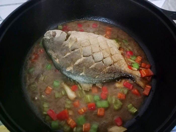 Cá chim chế biến thế này, bữa cơm bỗng sang như có cỗ - 9