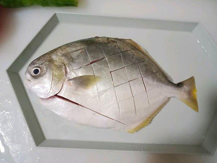 Cá chim chế biến thế này, bữa cơm bỗng sang như có cỗ - 3