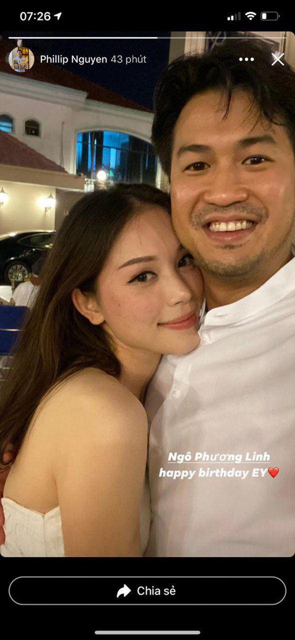 Vừa được bố chồng Hà Tăng gửi quà, Linh Rin vỡ òa khi con traitỷ phú mừng sinh nhật - 1