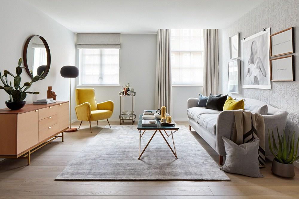 Học ngay cách trang trí căn hộ nhỏ khiến ai cũng phải mê mẩn từng đường nét - ảnh 1