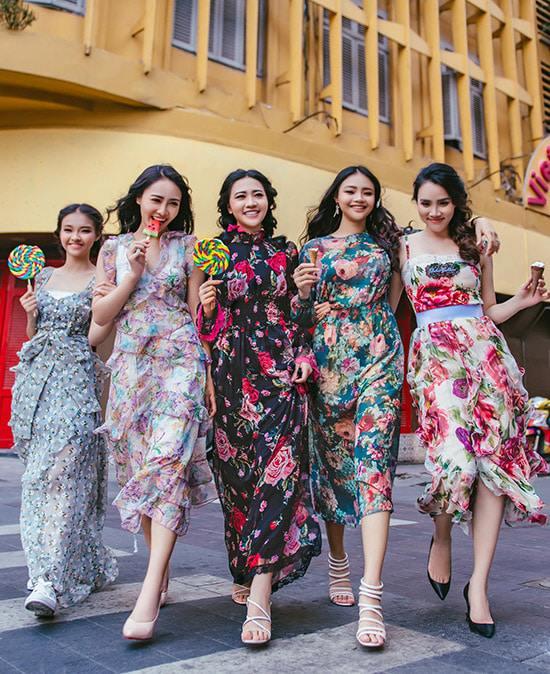 Chuyện lạ: Cặp chị em ruột đối đầu tại Hoa hậu Việt Nam 2020 - 1