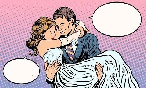 Truyện cười hay: Chồng nhìn đăng ký kết hôn không rời mắt, vợ ngã ngửa nghe amp;#34;lời thú tộiamp;#34; - 2