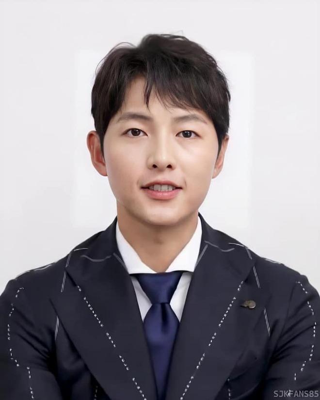 Song Joong Ki gây chú ý vì tăng cân, mặt tròn xoe nhưng tuyên bố của anh mới đáng bàn - 7