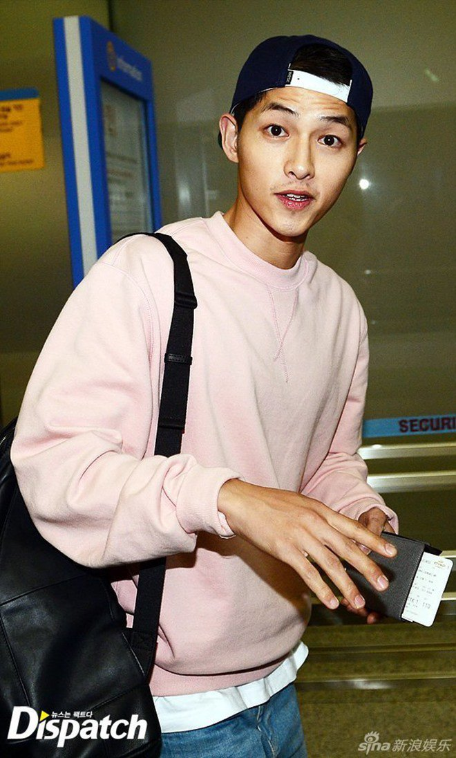 Song Joong Ki gây chú ý vì tăng cân, mặt tròn xoe nhưng tuyên bố của anh mới đáng bàn - 4