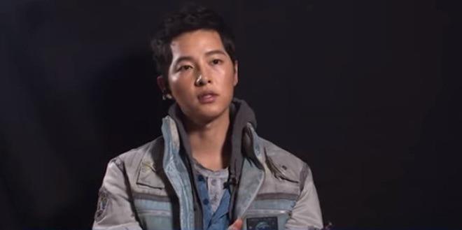 Song Joong Ki gây chú ý vì tăng cân, mặt tròn xoe nhưng tuyên bố của anh mới đáng bàn - 6