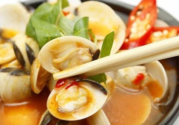 Cách làm nghêu hấp Thái hương vị mới cho cả nhà thưởng thức - 6