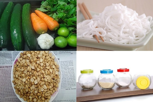 3 cách làm phở trộn chua cay ngon ngọt khó cưỡng cực đơn giản - 16