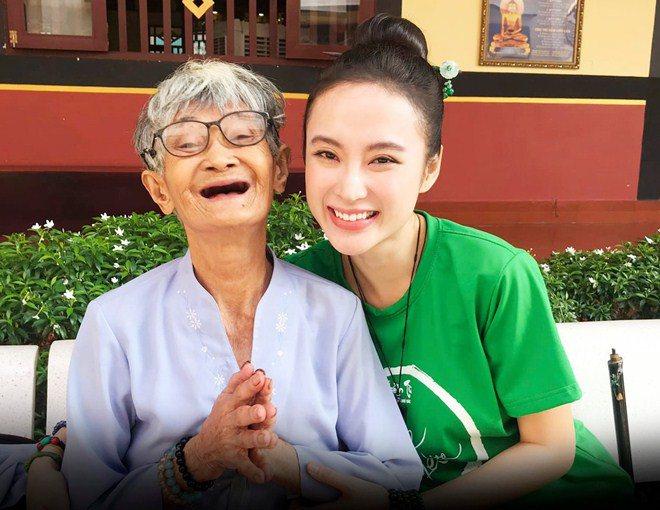 Sao Việt 24h: Hình ảnh đẹp amp;#34;thoát tụcamp;#34; của Angela Phương Trinh ở chùa gây bão mạng - 8