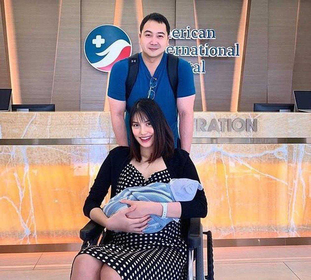 Lộ diện sau 1 tháng sinh nở: Đặng Thu Thảo đẹp mê, cặp bạn thân lấy đại gia đáng nể - 6