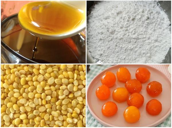 Cách làm bánh trung thu muối và trứng muối tan cực kỳ đơn giản - 1