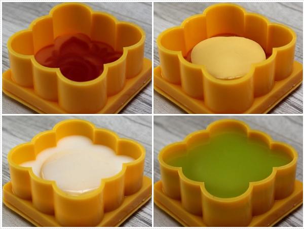 Cách làm bánh Trung thu rau câu đơn giản tại nhà mà đẹp hết ý - 12