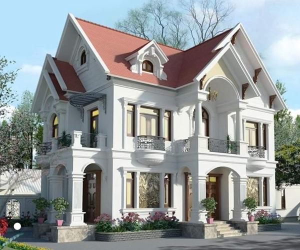 Mẫu nhà 2 tầng đẹp đơn giản hiện đại phù hợp cả nông thôn và thành thị - 15