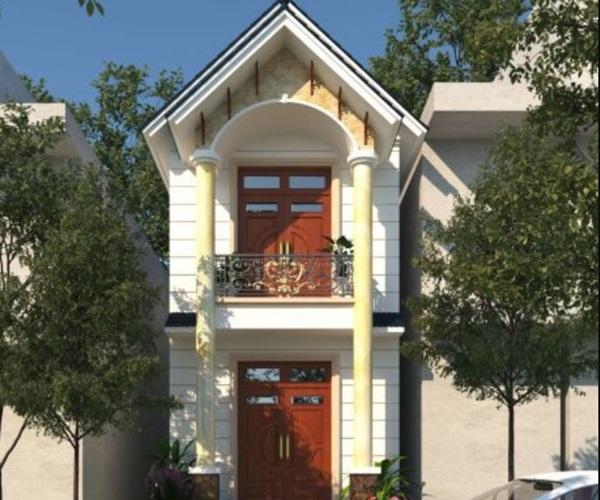 Mẫu nhà 2 tầng đẹp đơn giản hiện đại phù hợp cả nông thôn và thành thị - 5