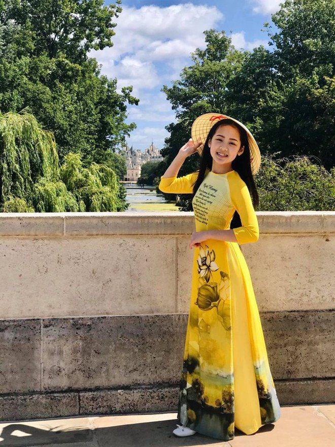 Bé gái Hải Phòng sống tại London học cùng trường con Hoàng tử Anh, thân thế cũng không vừa - 10