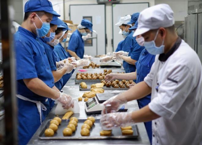 Hành trình ra lò khắt khe của hơn 1 triệu chiếc bánh trung thu VinMart - 1