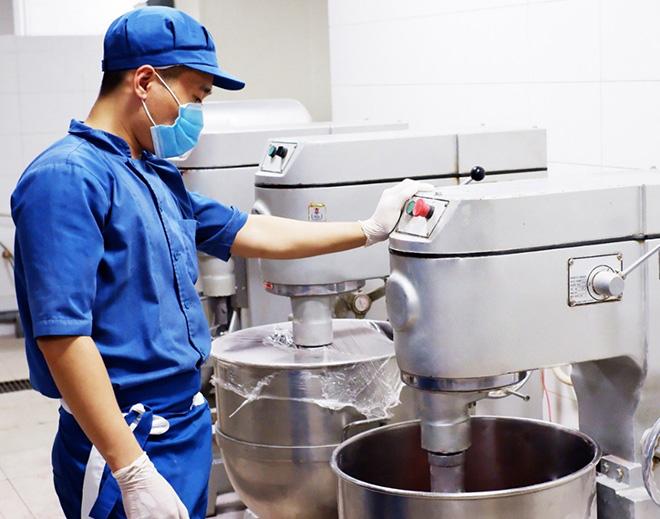 Hành trình ra lò khắt khe của hơn 1 triệu chiếc bánh trung thu VinMart - 2