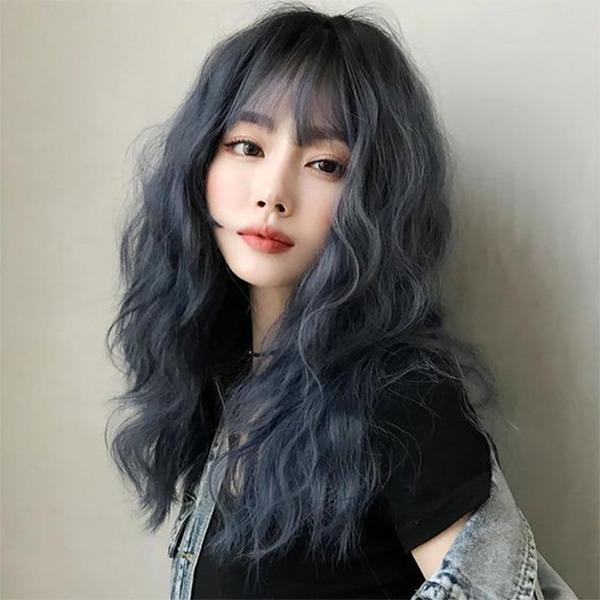 15 Kiểu nhuộm tóc màu khói đẹp thịnh hành giúp nâng tông da hiệu quả - 10
