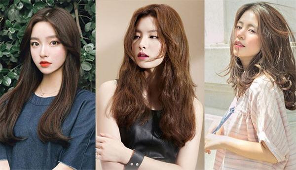 15 kiểu tóc mái dài đẹp trẻ trung phù hợp với mọi gương mặt - 4