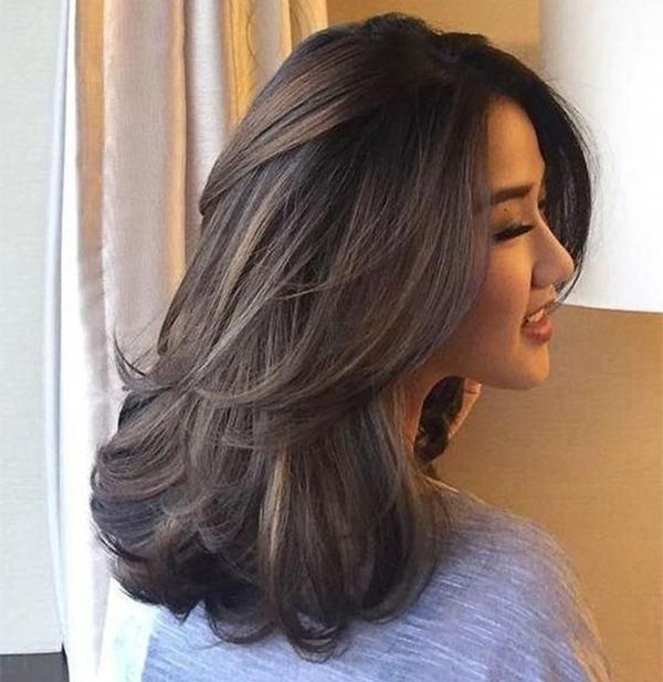 15 kiểu tóc tỉa layer đẹp trẻ trung được yêu thích nhất năm 2020 - 16