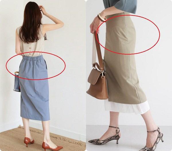 Muốn diện chân váy cho nữ tính nhưng vòng 3 xẹp lép, nàng cần biết những bí quyết này - 6
