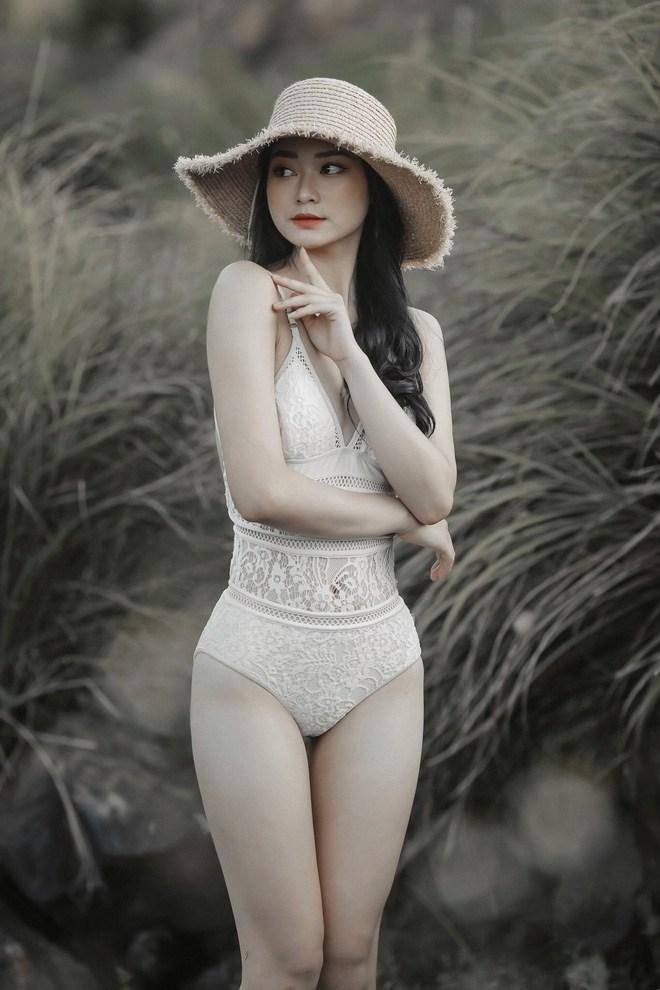 Nữ hoàng nội y thi Hoa hậu Việt Nam, body đỉnh cao với loạt bikini liệu có là thế mạnh? - 6