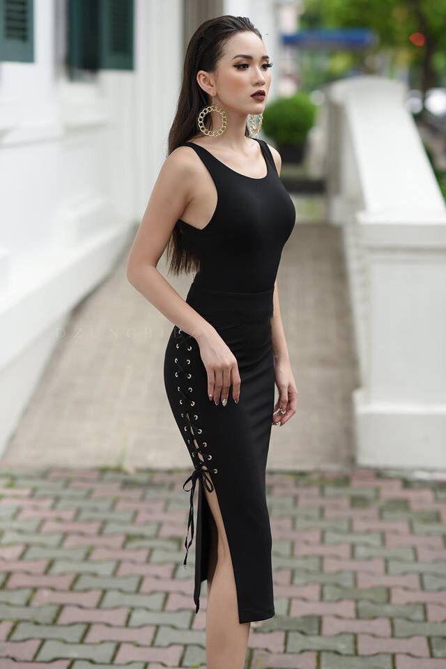 Nữ hoàng nội y thi Hoa hậu Việt Nam, body đỉnh cao với loạt bikini liệu có là thế mạnh? - 9