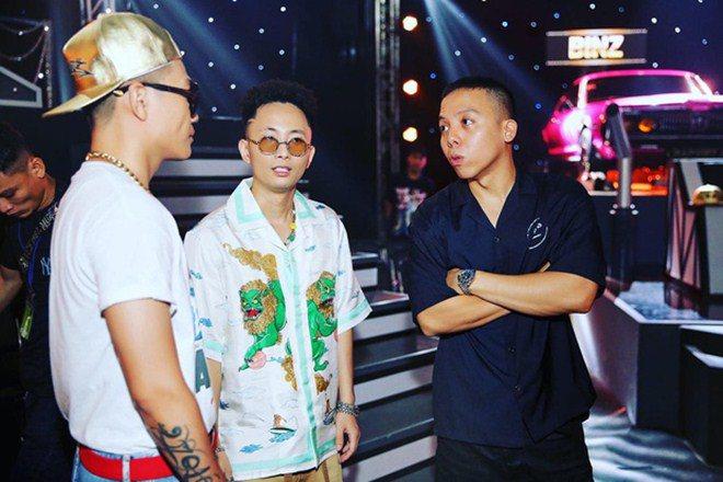 Chồng Tóc Tiên quyền lực thế nào mà khiến cả hội Rap Việt phải amp;#34;cúi đầuamp;#34; cảm ơn? - 7