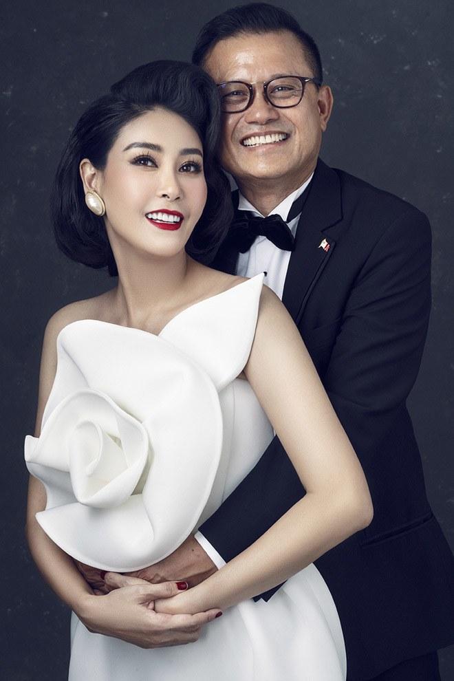 Gia thế khủng của đại gia cưới vợ là hoa hậu kém 12 tuổi, đám cưới chỉ 100 khách mời - 3