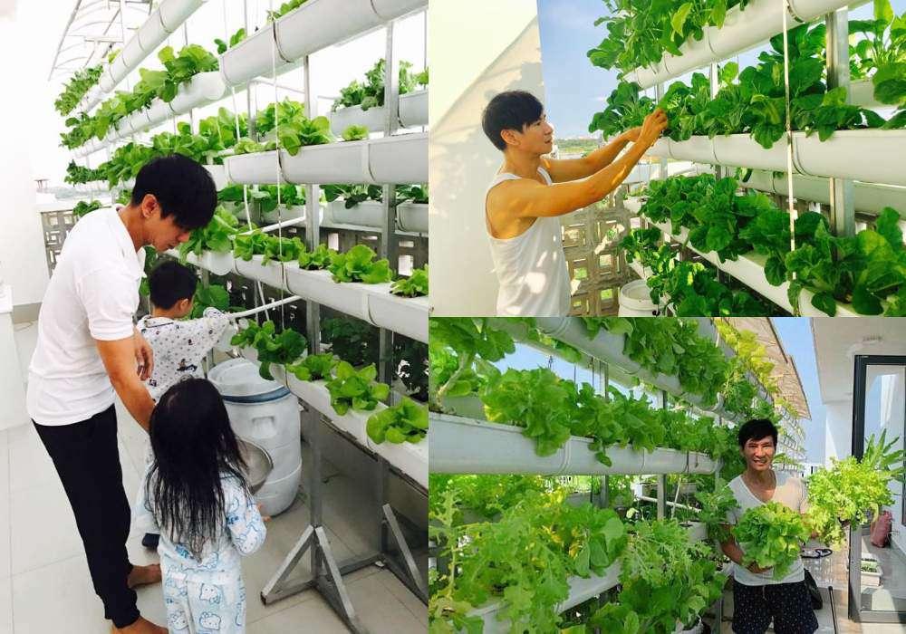 Góc vườn sang chảnh chuẩn nhà giàu trong biệt thự triệu đô của Cường Đô La và dàn sao Việt - 10