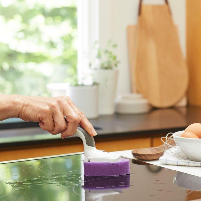 """Chỉ mất 5 phút để """"hô biến"""" căn bếp sạch tinh mỗi ngày chỉ với các mẹo sau-1"""
