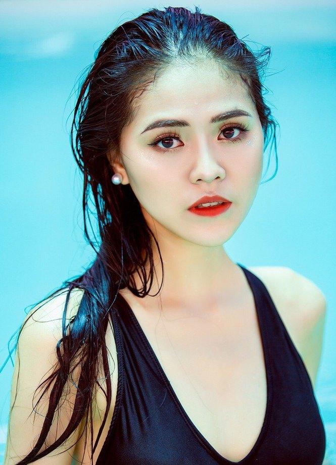Đồng hương Hamp;#39;Hen Niê thi Hoa hậu Việt Nam, da trắng dáng xinh không kém Ngọc Trinh - 3