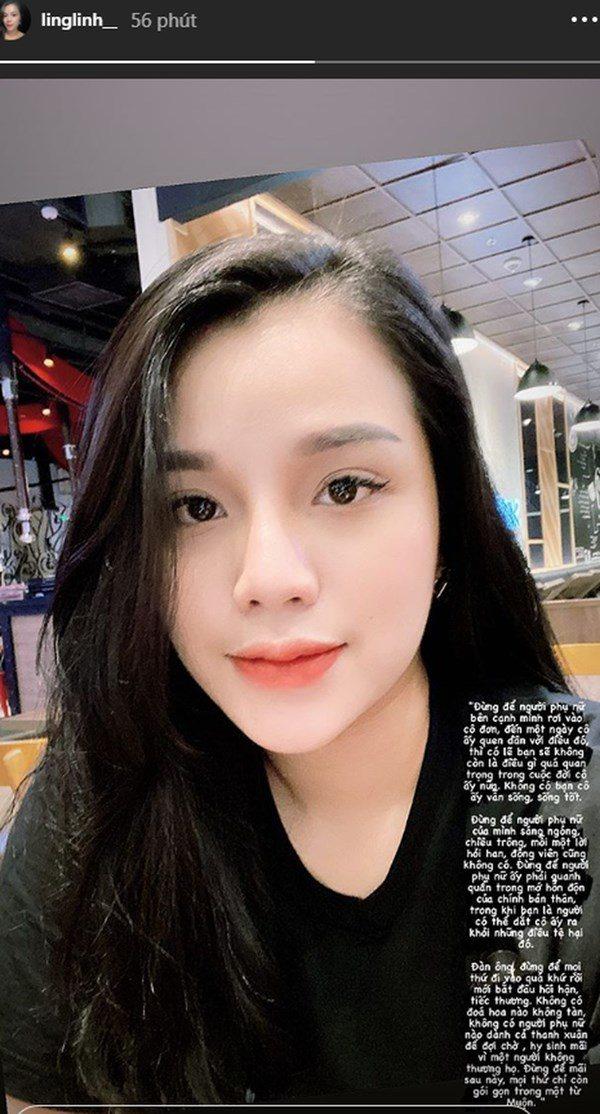 Khánh Linh bất ngờ nhận là mẹ đơn thân, xóa sạch dấu vết của Bùi Tiến Dũng - 3