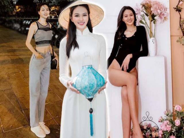 Xuất hiện thí sinh Hoa hậu Việt Nam có đôi chân báu vật, chỉ xếp sau Lương Thùy Linh