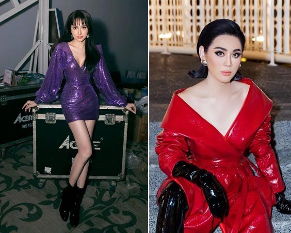 Diện váy ôm sát body, Lâm Khánh Chi trở thành tâm điểm vì quyến rũ vượt mặt Hương Giang - 5