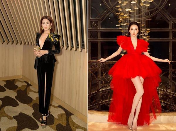 Diện váy ôm sát body, Lâm Khánh Chi trở thành tâm điểm vì quyến rũ vượt mặt Hương Giang - 6