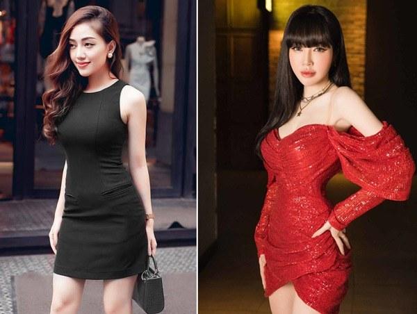 Diện váy ôm sát body, Lâm Khánh Chi trở thành tâm điểm vì quyến rũ vượt mặt Hương Giang - 12