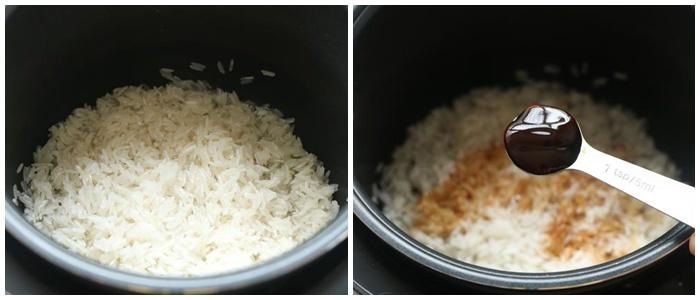 Cho gạo cùng những thứ này vào nồi cơm điện, nửa tiếng sau được bữa ngon không cần nấu nhiều - 1