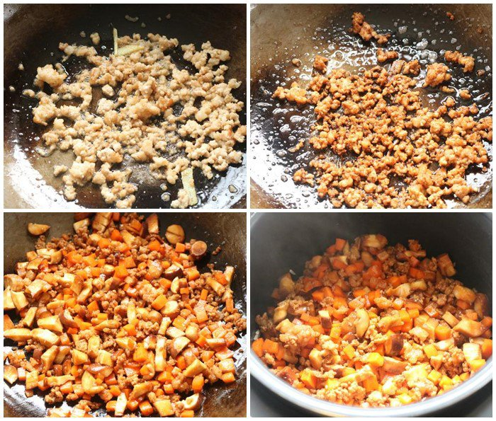 Cho gạo cùng những thứ này vào nồi cơm điện, nửa tiếng sau được bữa ngon không cần nấu nhiều - 4