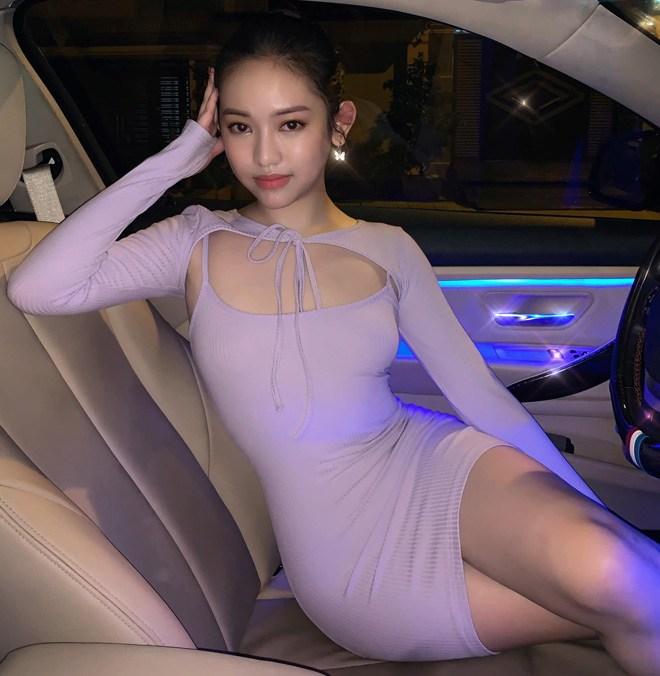 """Hotgirl Cà Mau từng """"cặp kè"""", tố thiếu gia Phan Thành """"bắt cá hai tay"""" giờ ra sao? - 3"""