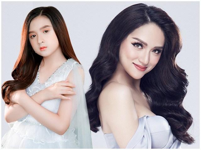 Bé gái nổi khắp Đà Lạt vì giống Hương Giang, 9 tuổi bắt xe đêm lên SG học người mẫu