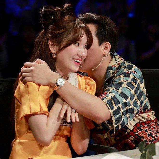 Hari Won - Trấn Thành hôn nhau 10 phút 1 lần, chưa sốc bằng tuyên bố chuyện amp;#34;giường chiếuamp;#34; - 3