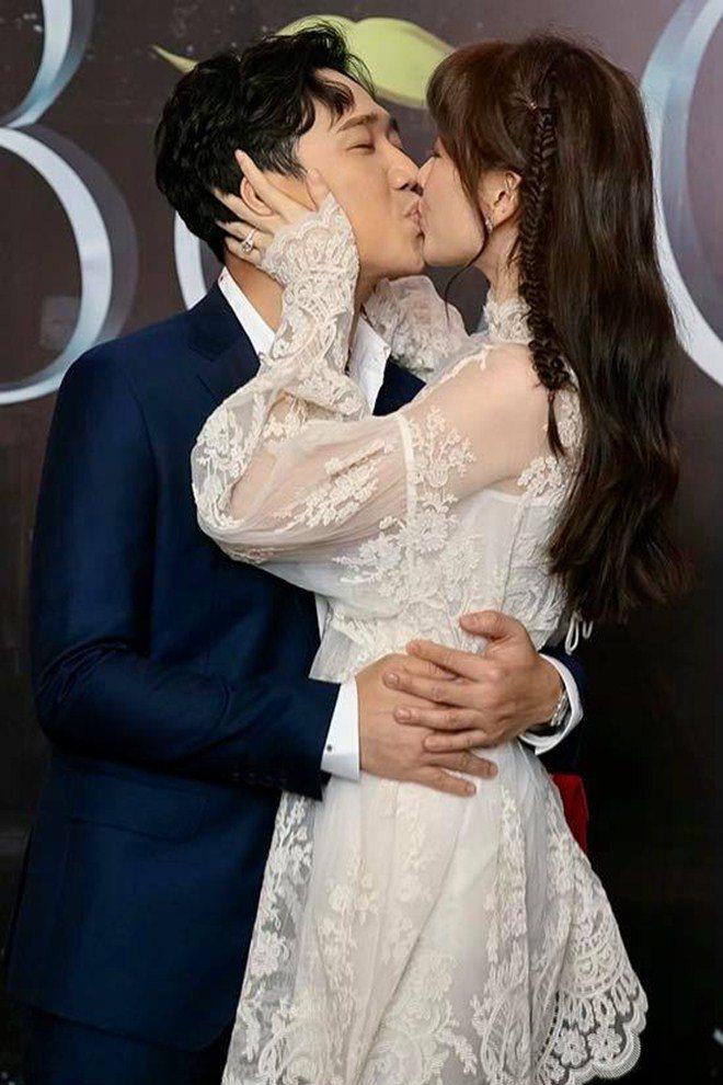 Hari Won - Trấn Thành hôn nhau 10 phút 1 lần, chưa sốc bằng tuyên bố chuyện amp;#34;giường chiếuamp;#34; - 5