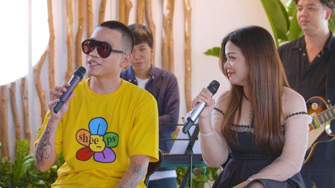 HLV duy nhất của Rap Việt chưa lộ người thương: Muốn thân hình amp;#34;bựamp;#34; lên để bảo vệ bạn gái! - 5
